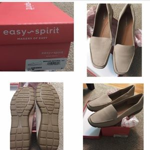 NEW! Easy Spirit Casual Flats Loafers Comfy